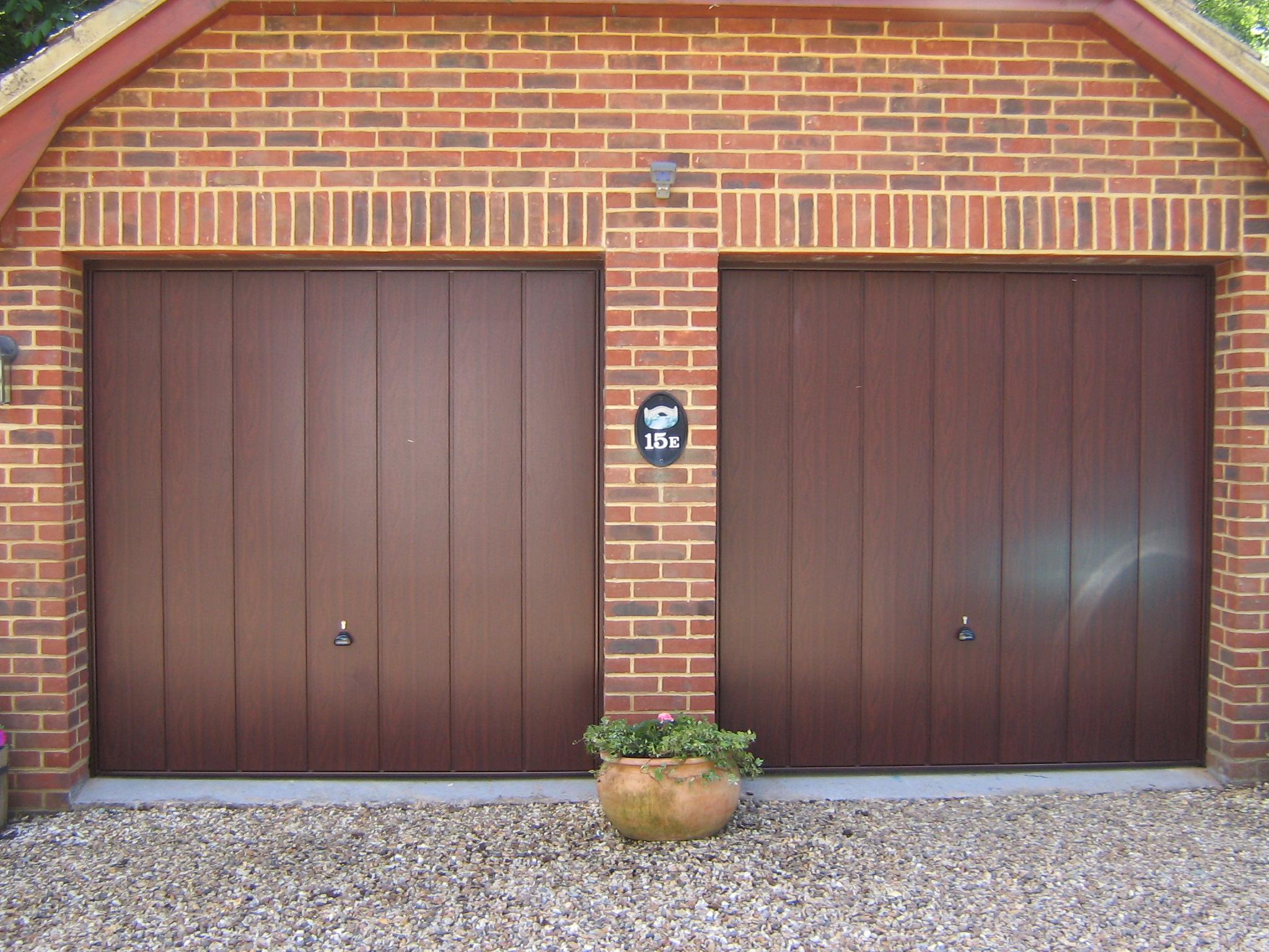 1536 #986D33 New Garage Doors Andover Garage Doors Hampshire image New Garage Doors 36932048